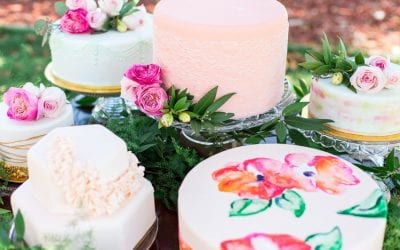 All About Wedding Cake Design