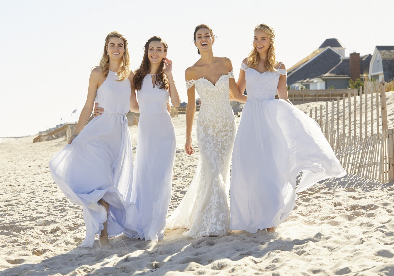 Mori lee bridesmaid dress mix and match