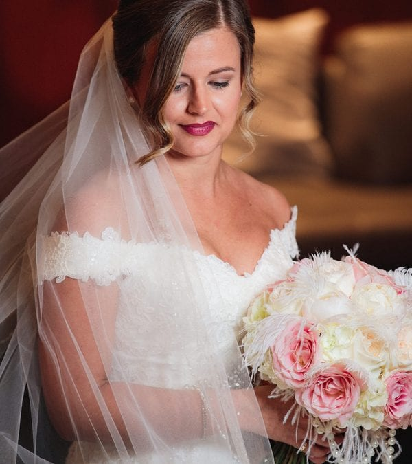 Why You Should Wear a Veil on Your Wedding Day
