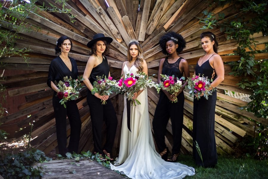 Enchanting Crystal Bride Styled Shoot