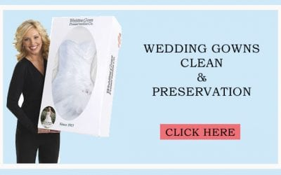 5 Reasons Why You Should Preserve Your Wedding Gown