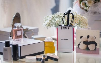 How to Choose the Perfect Perfume for Your Wedding Day