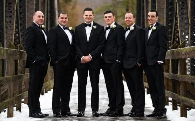 Beyond the Best Man: Essential Groomsmen Duties