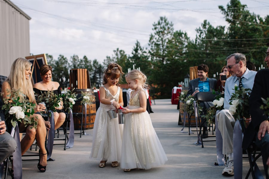Boho, brews, and bouquets: Mary and Aaron's Wedding