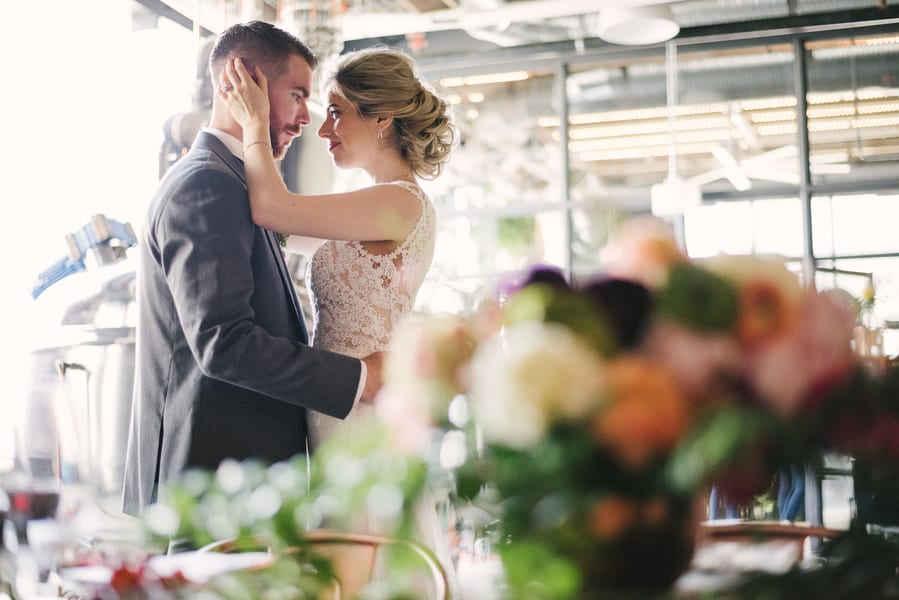 Rustic Meets Elegance in an Antique-Inspired Style Shoot