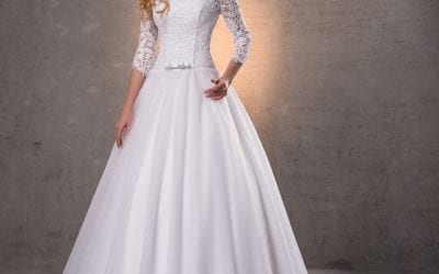 Long Sleeve Dress Collection from Diamond Bridal Gallery