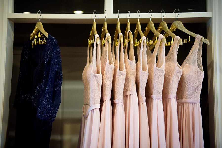 Find the Most Flattering Shade of Pink for Your Bridal Party- Pink Bridesmaid Dresses