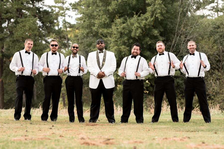 9 Style Ideas for Your Groomsmen
