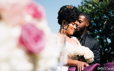 Modern Royalty: Styled Shoot