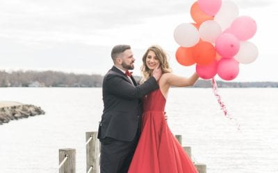 Fall in Love: Valentine's Day-Inspired Photo Shoot