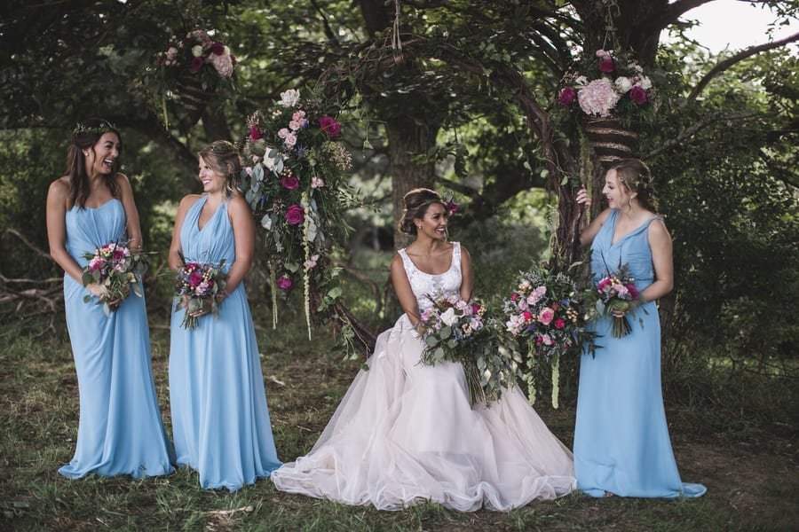 Style Shoot: Whimsical Wedding | The White House Farm