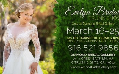 Evelyn Bridal Trunk Show
