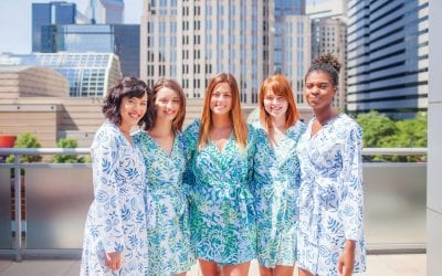 The Perfect Gift They'll Actually Use: Bridesmaid Robes