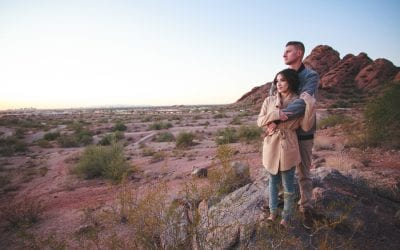 Engagement Shoot: Dylan & Lizette