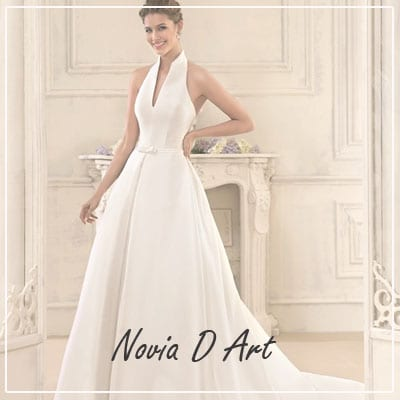Novia D'Art March Trunk Show