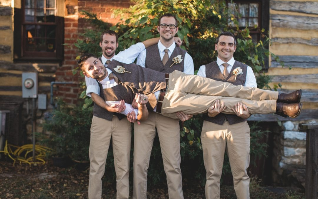 Ashley & Beau Kyle House Wedding | Fincastle, Virginia
