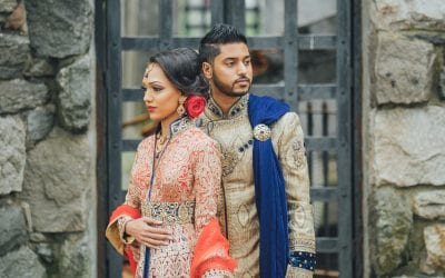 Zenaida and Hafiez's Traditional New York City Hindu Wedding