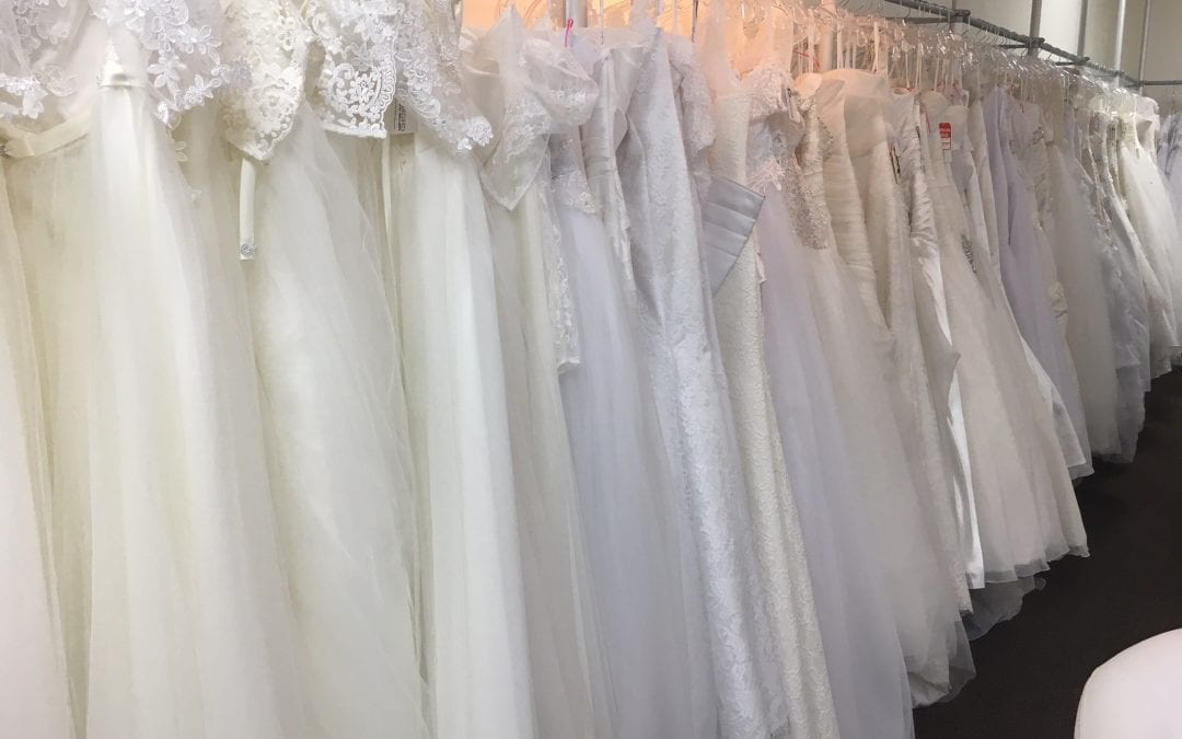 Why are wedding dresses white?