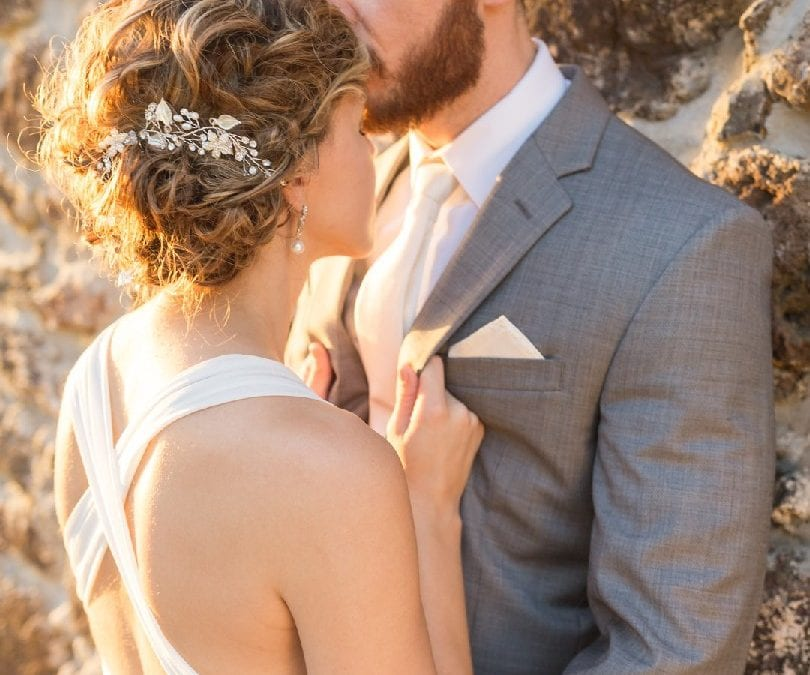 5 Steps To Perfect Wedding Hair
