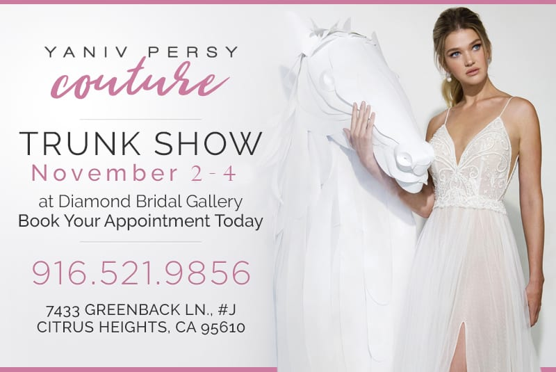 Yaniv Persy(Israel) Couture Trunk Show November 2- 4