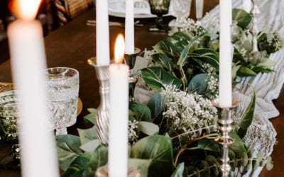 Historic Mansion Styled Shoot