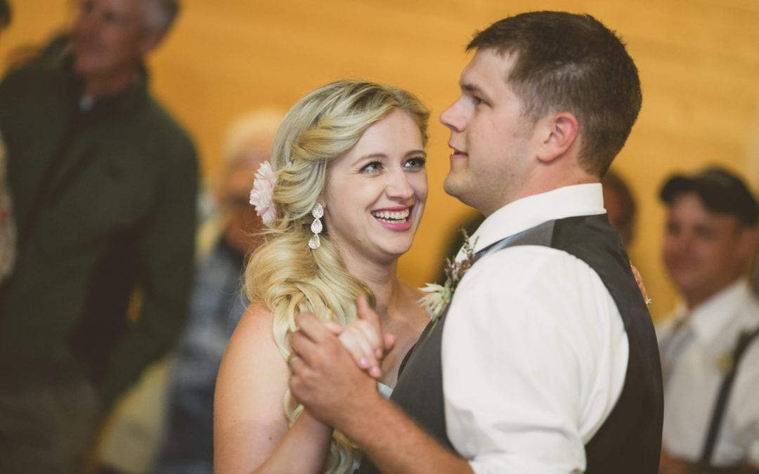 Ashley and Casey's Country Wedding