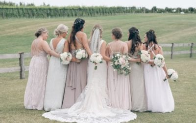 Wedding dress features that never go out of style