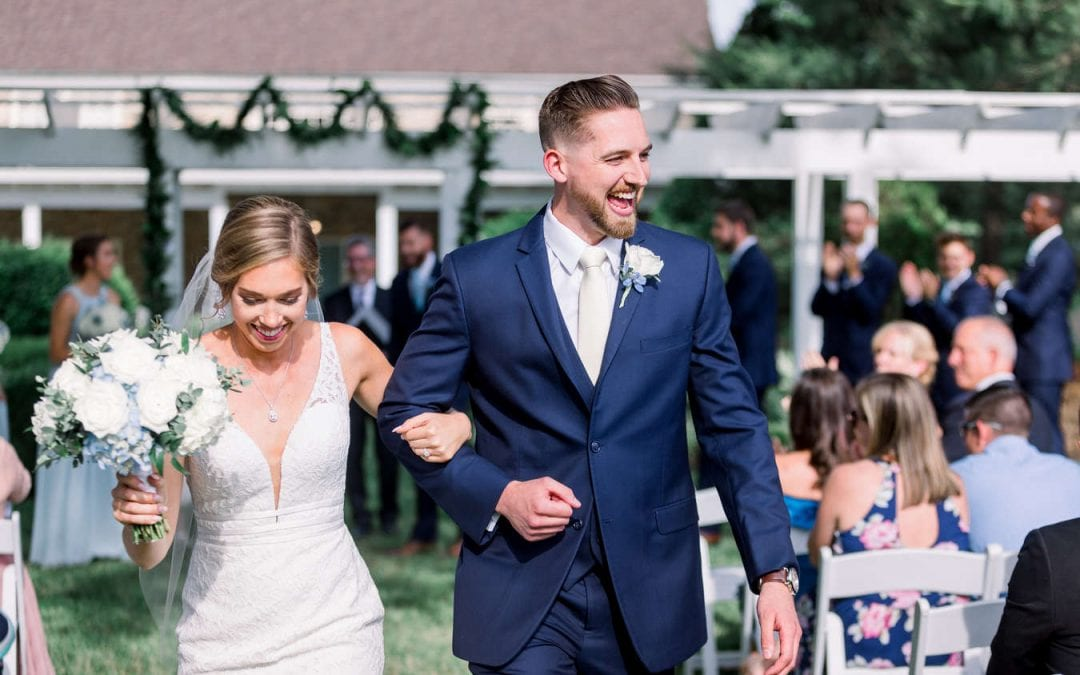 Maryland Manor Estate Wedding