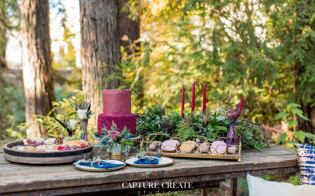 How to Capture a Rustic Wedding Theme