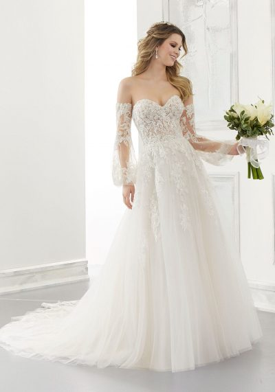 Antonella wedding dress