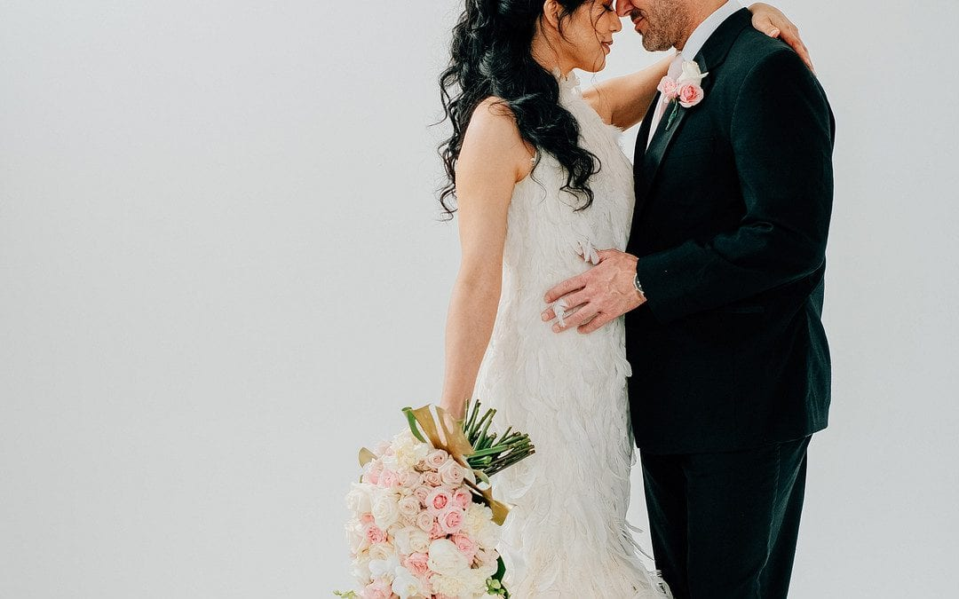 Asian Themed Styled Wedding