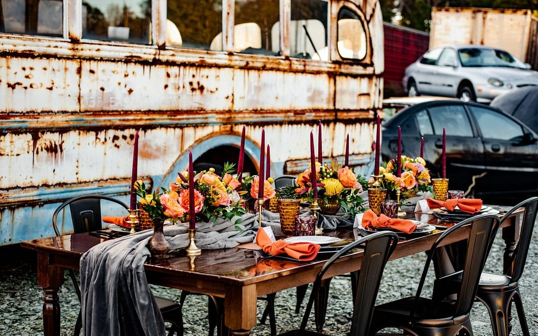 Fall Appropriate Colors For Your Wedding Day