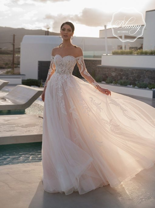 ball gown is just made for you